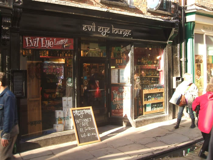 The Evil Eye Lounge York
