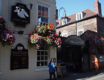 Old Whiite Swan York